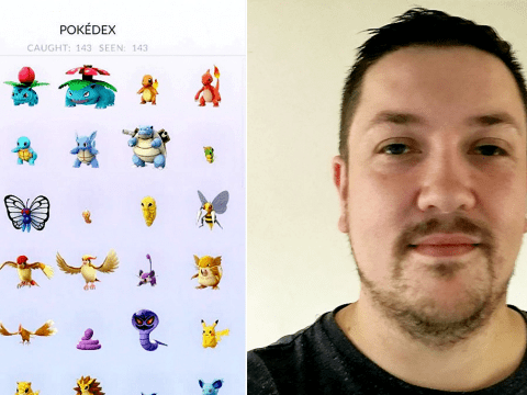 British Pokemon Go player becomes the first to catch 'em all