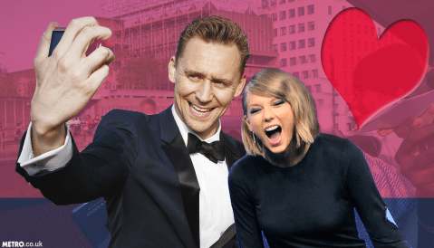 Taylor Swift and Tom Hiddleston are following each other on Instagram