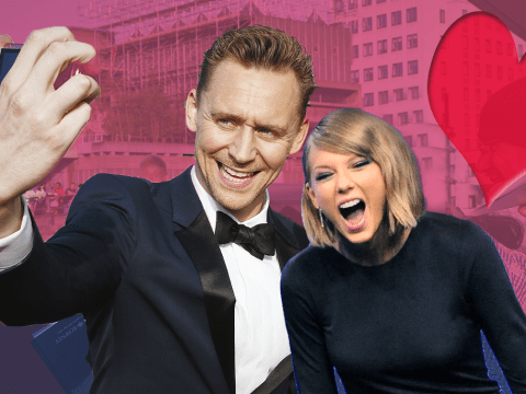 Tom Hiddleston finally addresses those rumours that his relationship with Taylor Swift is fake