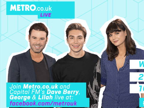 Facebook Live: Metro.co.uk puts Capital FM's Dave Berry, George & Lilah to the test