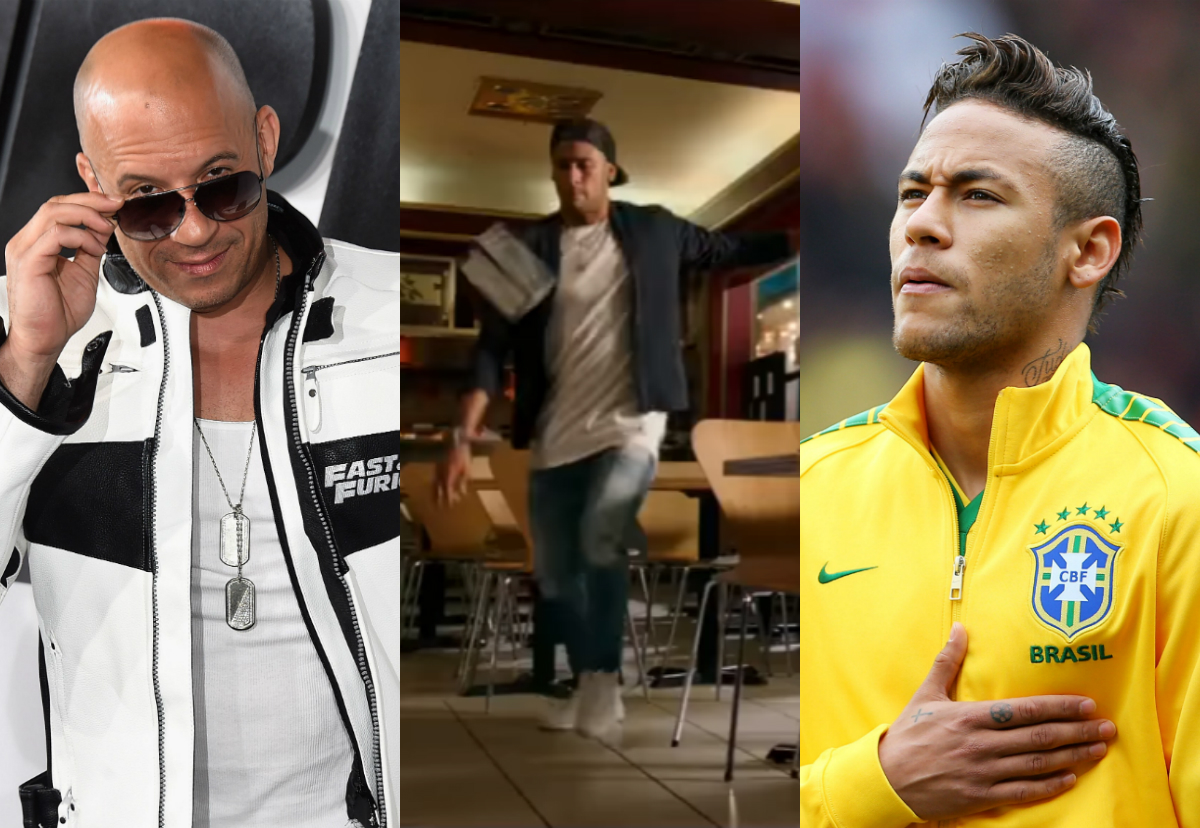 Neymar stars alongside Vin Diesel in new XXX movie trailer