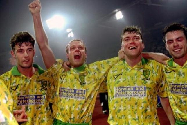 Norwich City 1992-93