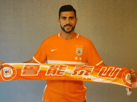 Graziano Pelle becomes sixth best paid player in the world after China transfer