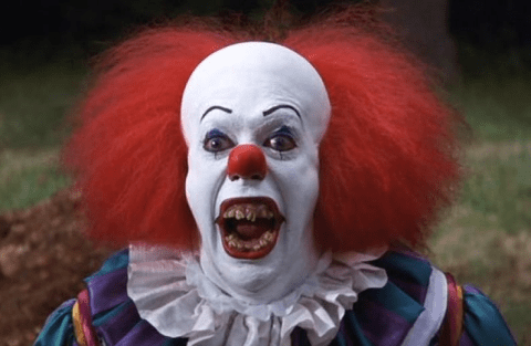 Bill Skarsgard's Pennywise the Clown from It has been revealed – and it's terrifying