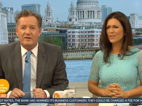 Piers Morgan tells Jennifer Aniston to 'get a grip' after she breaks down crying in Italy