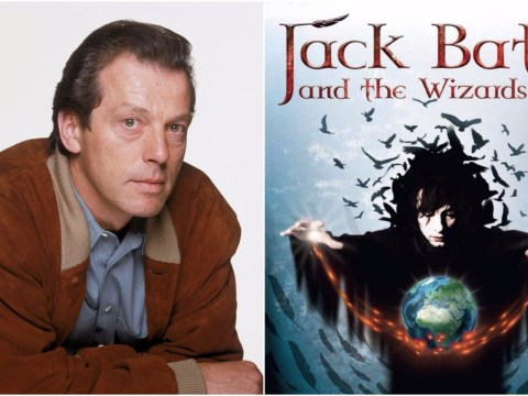 Leslie Grantham (aka Dirty Den) has written a young adult fantasy book