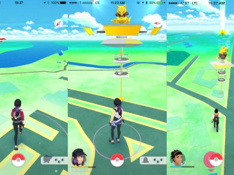Pokemon Go: This is how you can request Poke Gyms and Pokestops near you