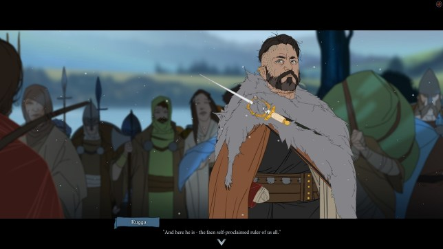 The Banner Saga 2 (PS4) - no good deed goes unpunished