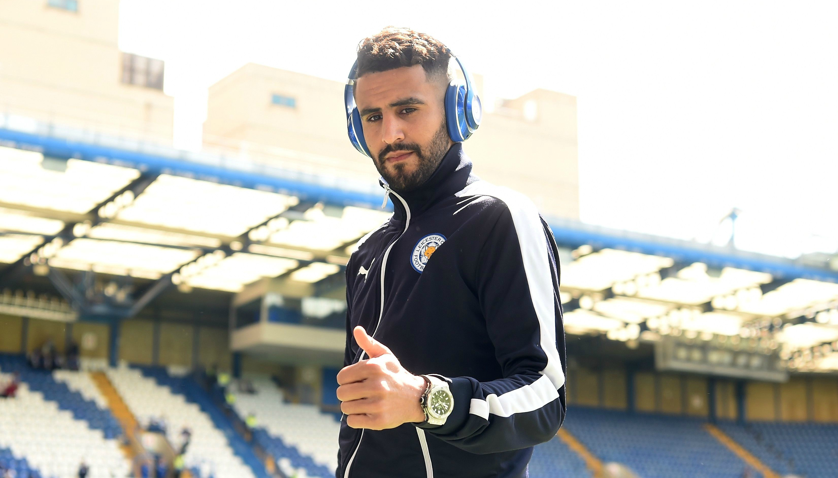 Chelsea planning move for Leicester City star and Arsenal transfer target Riyad Mahrez