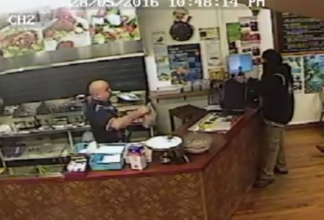 Canterbury Police would like to identify the man in black who enters the shop in this video. If you know him, or if you have information that might help identify him, please contact Christchurch Police Station on 03 363 7400. Information can also be provided anonymously via Crimestoppers on 0800 555 111. Please quote file number 160529/4294.