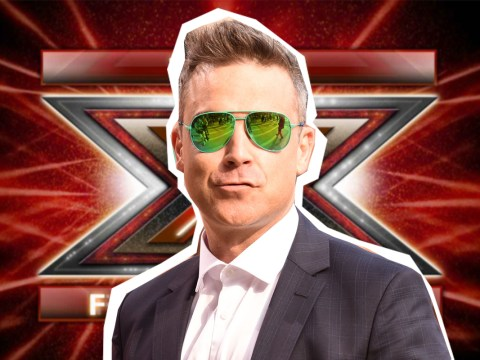 Is Robbie Williams set to join Sharon Osbourne for the new series of The X Factor?