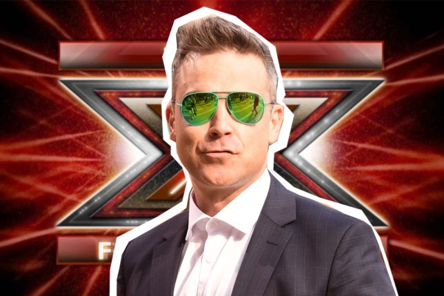 Robbie Williams for new series of X Factor?