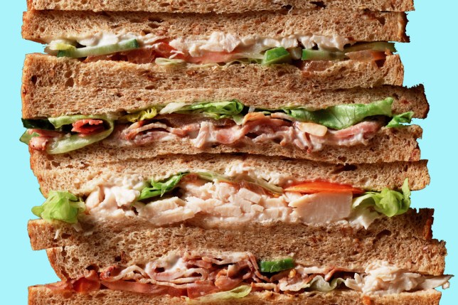 New study says sandwiches are ruining your diet