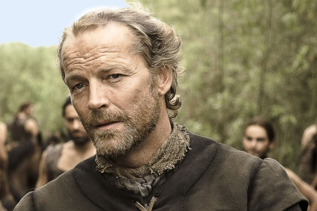 Ser Jorah Mormont – aka actor Iain Glen – spotted boarding flight to Game of Thrones set | Metro News