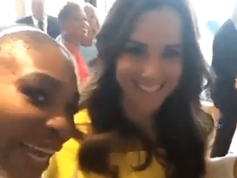 Serena Williams posts awesome Snapchat video with Kate Middleton after reaching yet another Wimbledon final