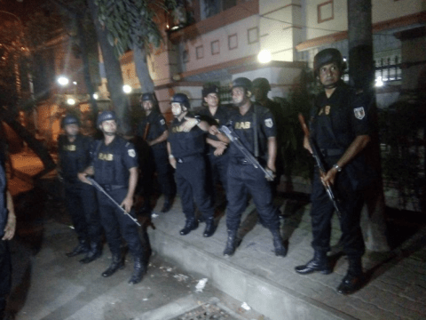 At least 20 hostages killed in Bangladesh restaurant siege