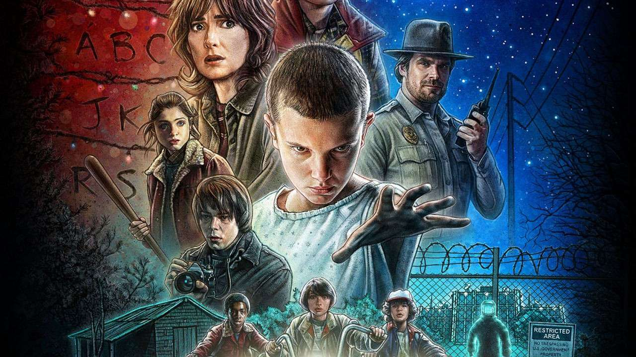 Here's everything we know about Stranger Things season 2