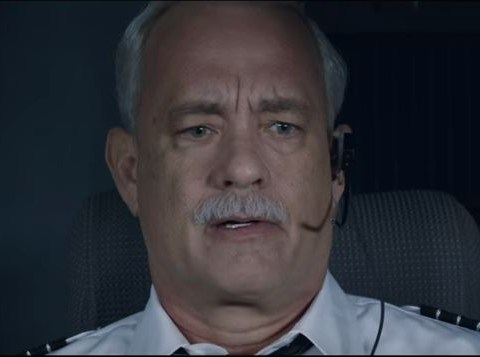 WATCH: Tom Hanks could be up for an Oscar in Clint Eastwood's Sully