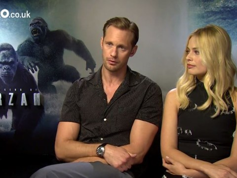 Is the Legend Of Tarzan racist? We asked Alexander Skarsgard, Margot Robbie, and Christoph Waltz