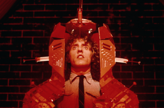 Roger Daltrey as Tommy (Picture: Columbia Pictures)