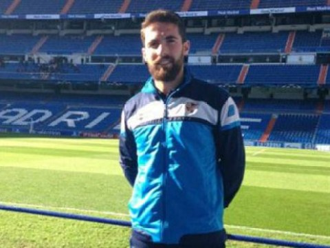 Spanish football Fran Carles dies aged 26 following accident during a gym session