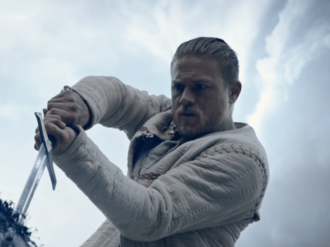 The first trailer for King Arthur: Legend of the Sword is here and it looks completely nuts