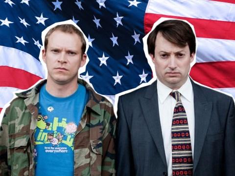 Channel 4's award-winning Peep Show is having a US revamp
