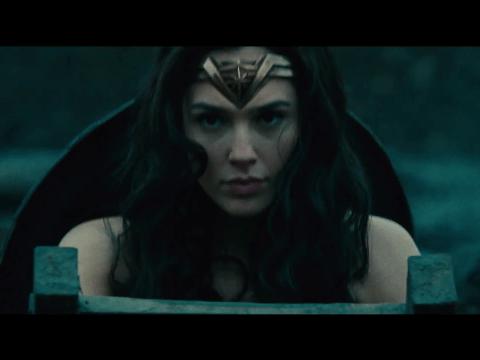 Everybody reckons the trailer for Wonder Woman is – ahem – wonderful