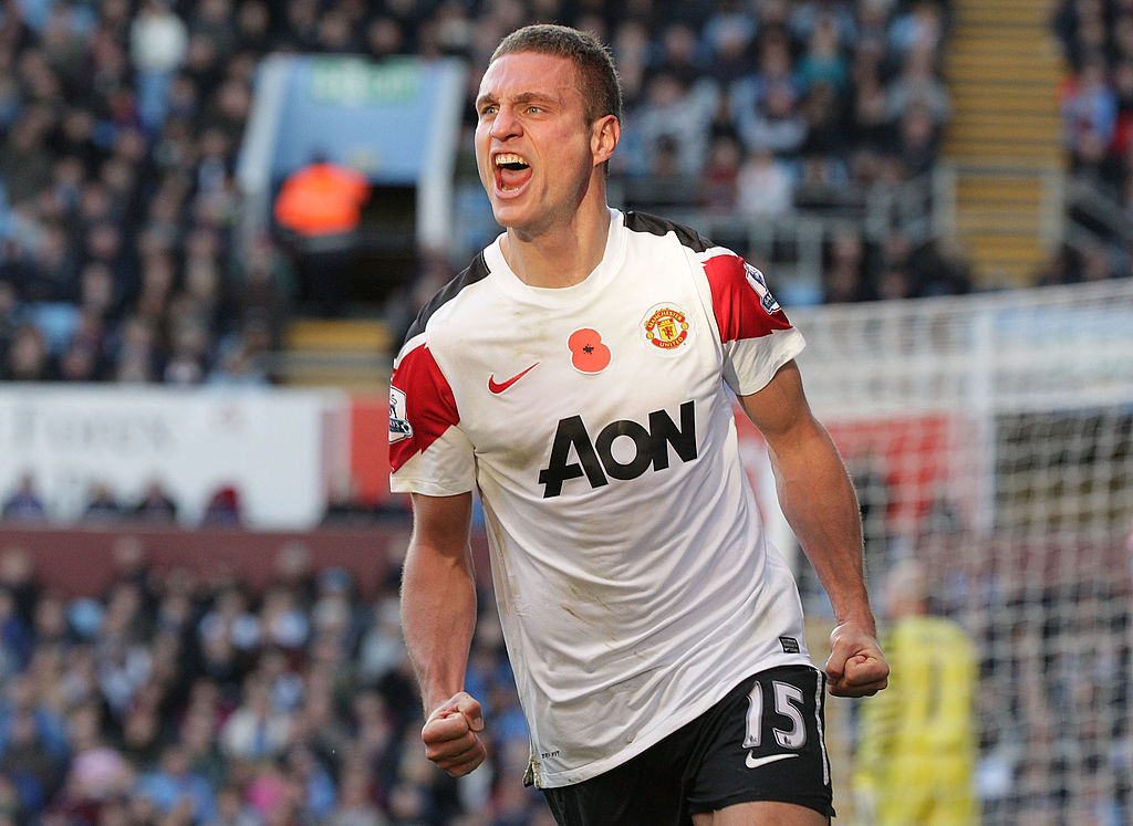 Manchester United legend Nemanja Vidic reveals he turned down Liverpool to complete Old Trafford dream