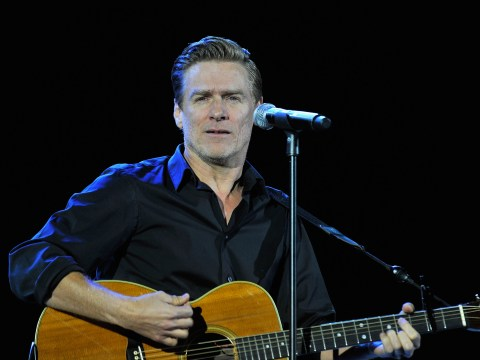 Bryan Adams thanks concert fans for helping raise £10K for cancer patient