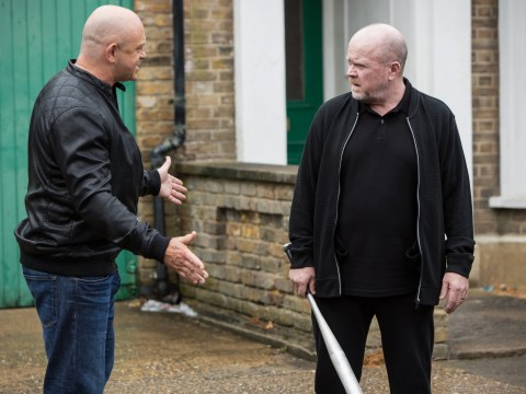 EastEnders spoilers: New pics! Grant Mitchell is back to save kidnapped Ben in action packed scenes