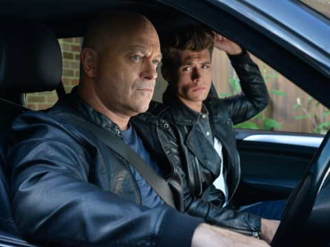 EastEnders spoilers: Grant Mitchell discovers the truth about Mark Junior?