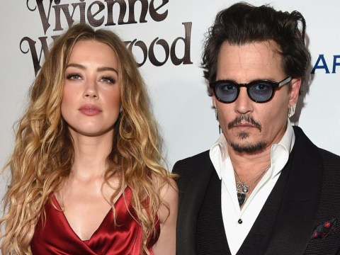 Johnny Depp misses movie promo 'to avoid awkward run-in with ex Amber Heard'
