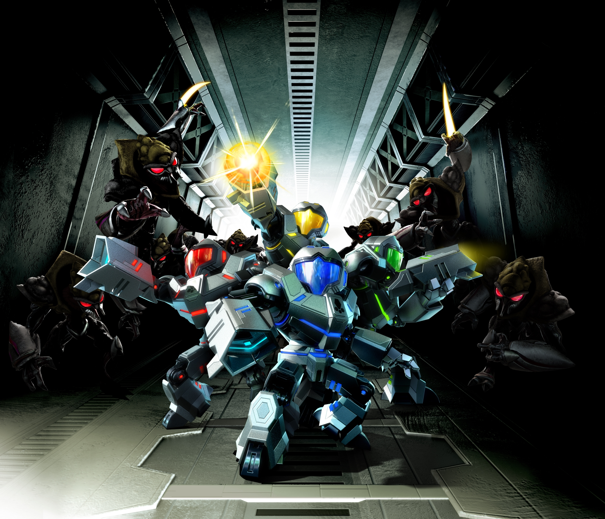 Metroid Prime: Federation Force review – unhappy birthday
