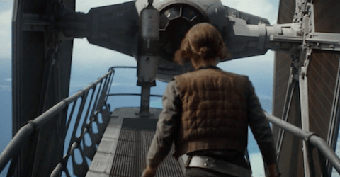 From the Death Star to Darth Vader: 10 things fans should look out for in the new trailer for Rogue One: A Star Wars Story