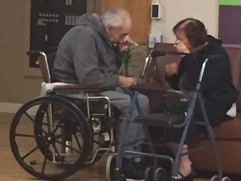 Couple married for 62 years torn apart because they can't go to the same care home