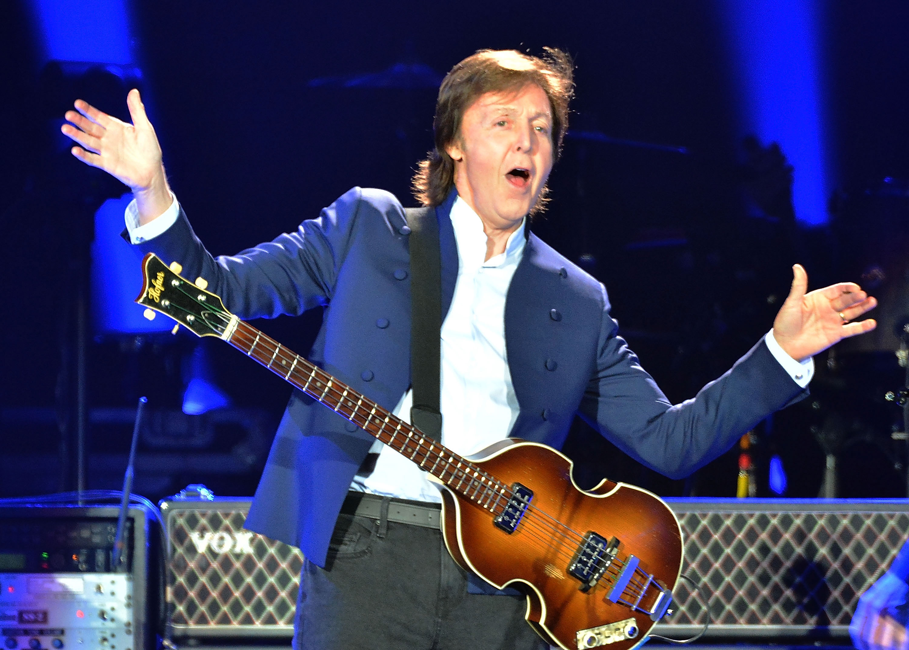Sony 'disappointed' following Sir Paul McCartney's lawsuit to reclaim rights to Beatles songs
