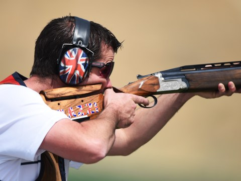 Ed Ling wins bronze in men's trap shooting to claim Team GB's third Olympic medal in Rio