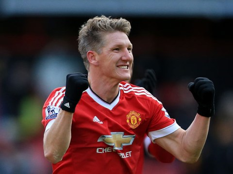Bastian Schweinsteiger tweets congratualtions to Manchester United after Community Shield victory