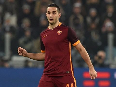 Arsenal scouts watch Roma defender Kostas Manolas in action as Gunners search for Shkodran Mustafi alternative