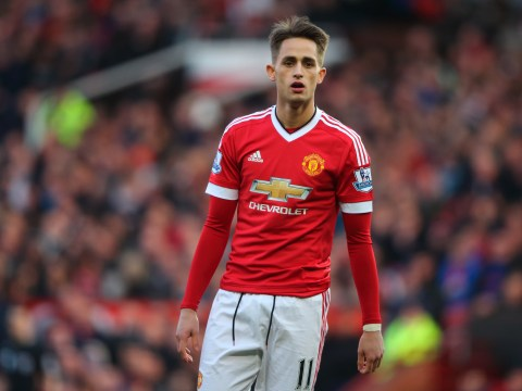 Manchester United winger Adnan Januzaj joins Sunderland on season-long loan