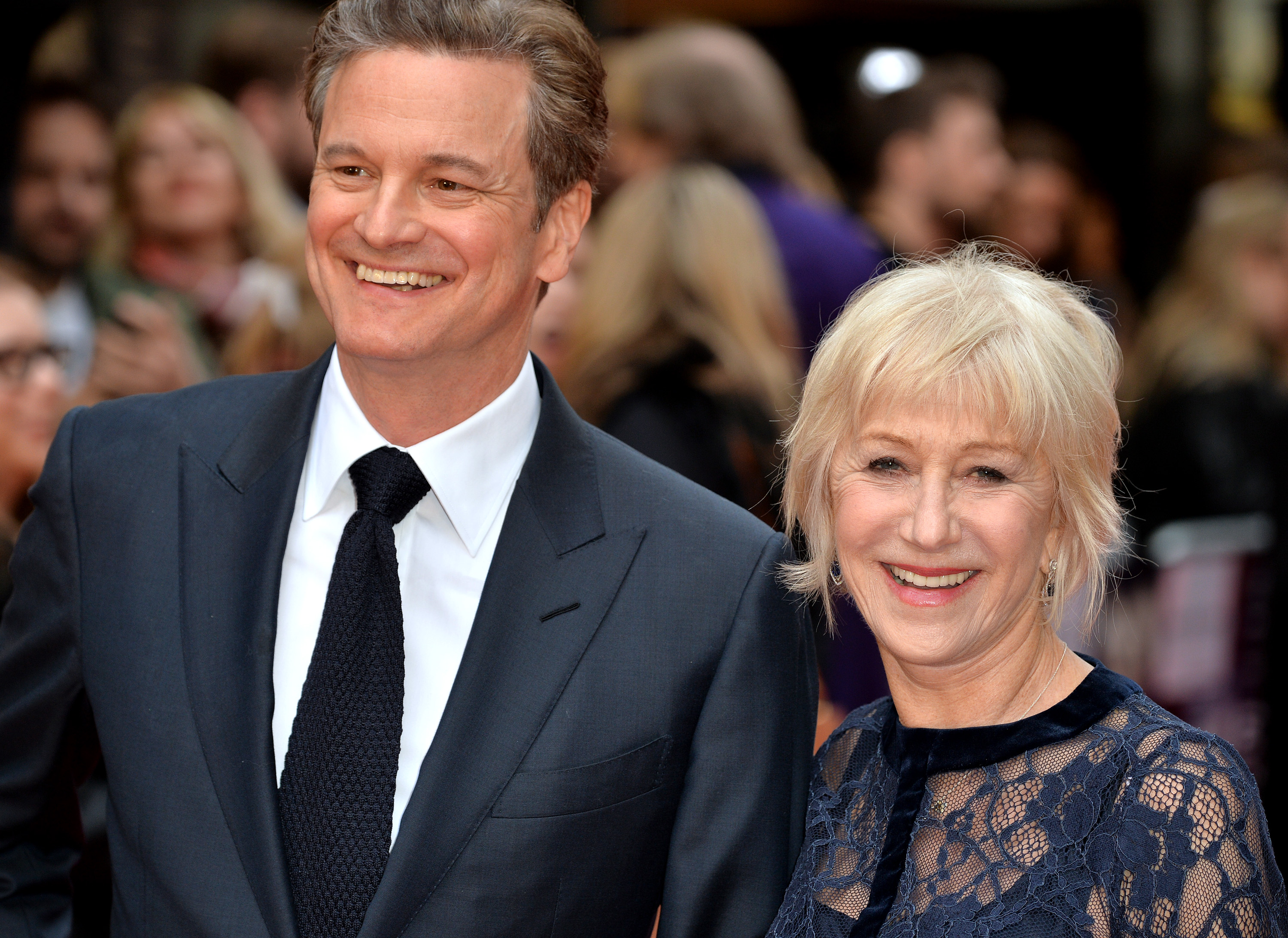 Dame Helen Mirren to play head of Mi6 in Colin Firth's TV spy drama