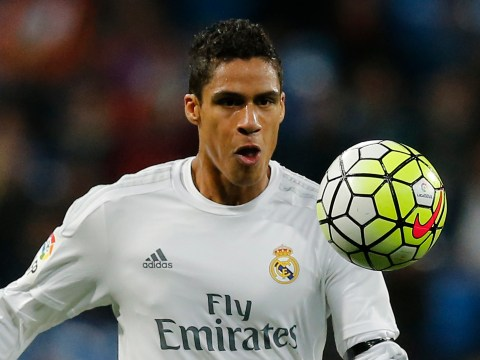 Manchester United looking to continue spending spree with Real Madrid's Raphael Varane a transfer target