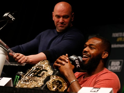 UFC president Dana White confirms Jon Jones may be cleared of doping offence