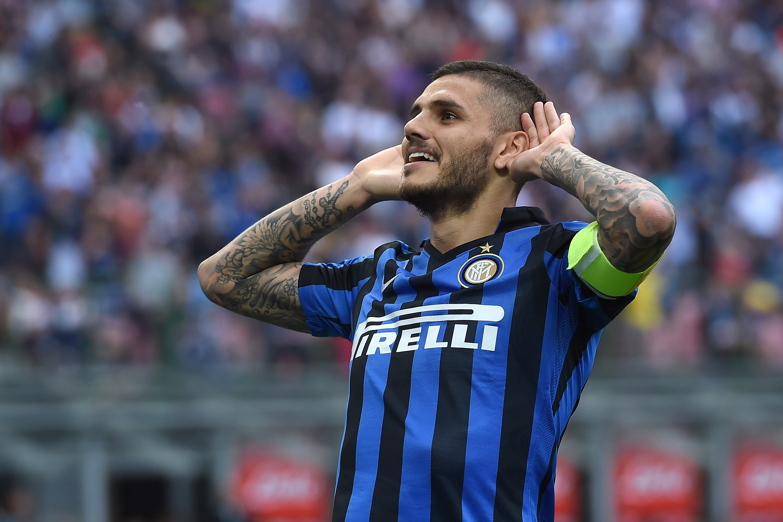Frank de Boer certain Mauro Icardi will stay at Inter Milan despite Arsenal interest