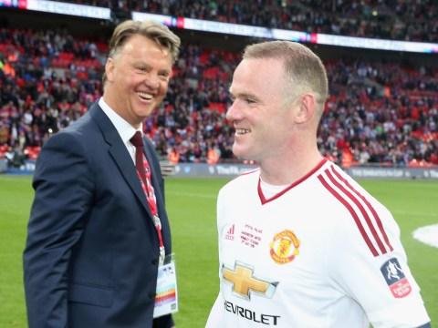 Louis van Gaal pays tribute to Manchester United's Wayne Rooney ahead of testimonial vs Everton