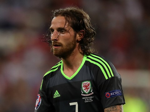 Joe Allen found out he was leaving Liverpool when a friend texted him congratulations