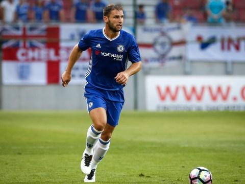 Chelsea full-back Branislav Ivanovic expects to be fit for new season