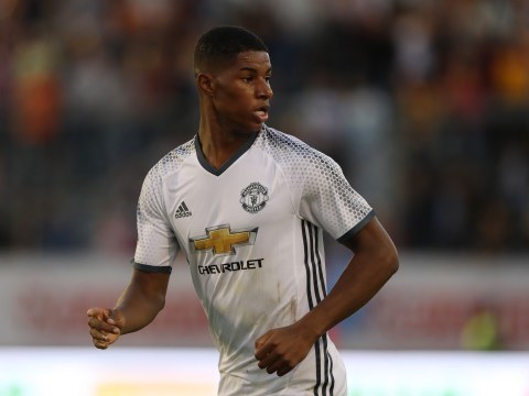 Zlatan Ibrahimovic will be a mentor to young Marcus Rashford, says Manchester United boss Jose Mourinho