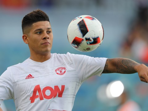 Maros Rojo wants to stay at Manchester United